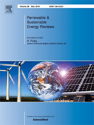 Renewable & Sustainable Energy Reviews