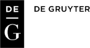 De Gruyter GmbH